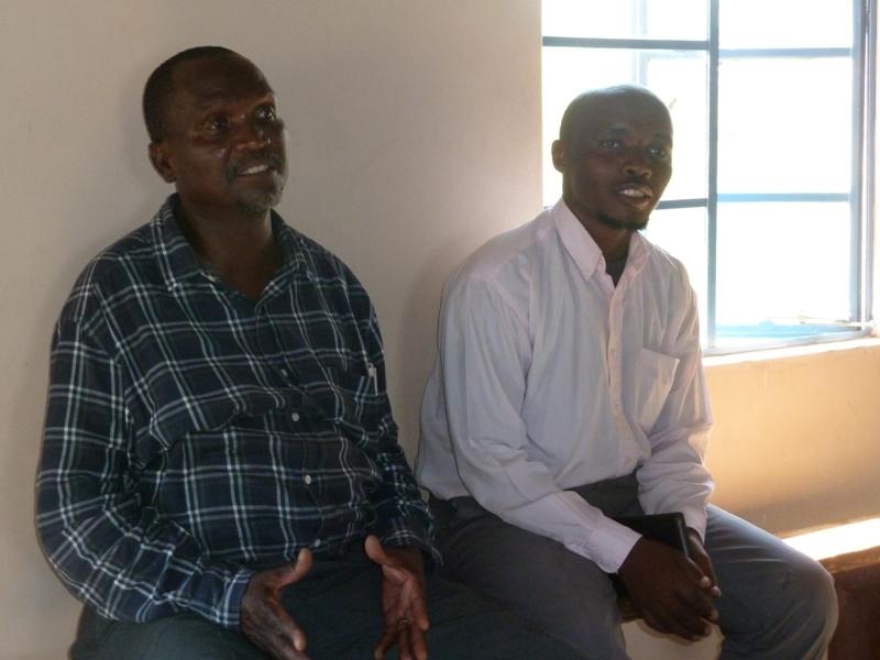 broeders Khumalo en Motloung